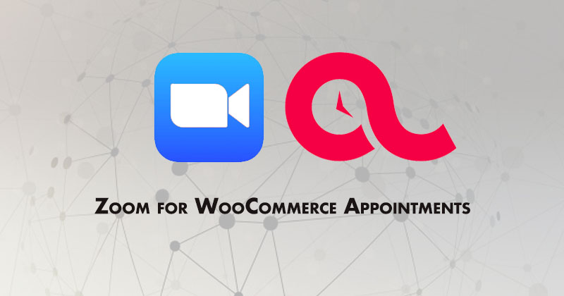 Zoom WooCommerce Appointments